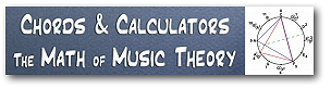 The Math of Music Theory